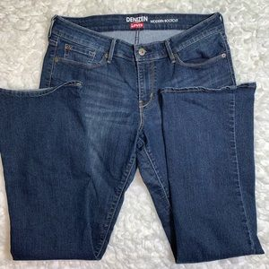 Levi's jeans modern bootcut size 12